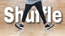 آموزش ساده رقص شافل به مبتدی ها