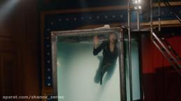 سکانس دردناک مرگ ثنا در سریال گودال