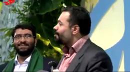 سالگرد ازدواج حضرت علی و  فاطمه با صدای محمود کریمی و میرداماد