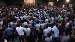 مداحی زنجیر بیارید که دیوانه ام امشب مجید بنی فاطمه و حاج محمود کریمی (شور)