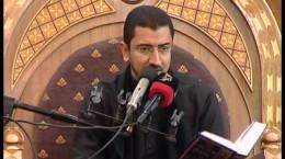 دعاء التوسل أباذر الحلواجی فی حرم الإمام الحسین