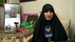 فیلم سخنان تکان دهنده دختر سردار قاسم سلیمانی