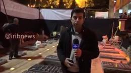 گلزار شهدای کرمان آماده در آغوش گرفتن پیکر سردار سلیمانی
