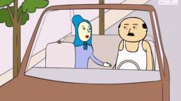 کلیپ جدید پرویز و پونه این قسمت دوربین مخفی اینستاگرامی