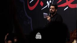 مداحی حاج سید مجید بنی فاطمه شهادت حضرت زینب