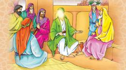 6 شعر کودکانه درمورد شهادت امام جعفر صادق (ع)