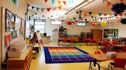 10 روش ساده و راحت برای تزیین کلاس با کاغذ رنگی