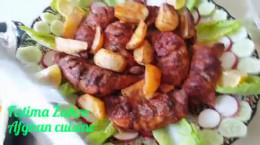 آموزش پخت کباب مرغ داشی خوشمزه و ساده