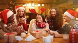30 متن و پیام جذاب و شنیدنی تبریک کریسمس به دوستم