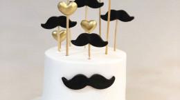 15 نمونه از جدیدترین مدل های کیک روز پدر