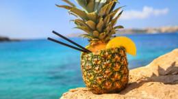 50 عکس لاکچری آناناس برای والپیپر و بک گراند