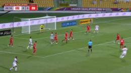 خلاصه دیدار امارات 0 - ایران 1