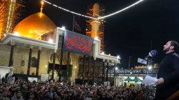 کلیپ شهادت امام حسن عسکری عربی