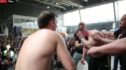 فیلم مسابقات چک زنی مردان در روسیه