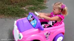 کلیپ کودکانه دیانا و روما - ۲۵ مدل ماشین اسباب بازی