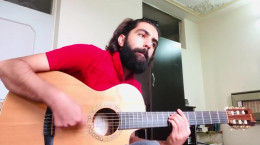 گیتاز نوازی آهنگ رابطه شادمهر عقیلی توسط محسن شکاری