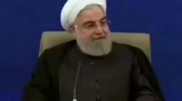 اعتراض به حذف عادل فردوسی پور در حضور رئیس جمهور