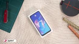 ویدیو جعبه گشایی گوشی موبایل هواوی Y۷p