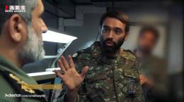 تصاویر منتشرنشده از سرنگونی پهپاد MQ-۴C توسط سپاه