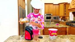 فیلم کودکانه استیسی و میا این داستان اسباب بازیهای غذایی بادی