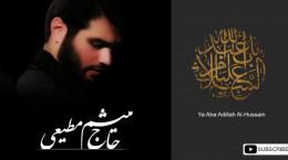 مداحی سلام ای هلال محرم از حاج میثم مطیعی
