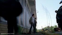 سریال مردگان متحرک فصل ششم قسمت اول دوبله فارسی