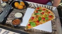 کلیپ مستر تستر تست پاستا و پیتزا اصل آمریکایی