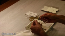 جعبه گشایی و بررسی گوشی نوکیا سی 2