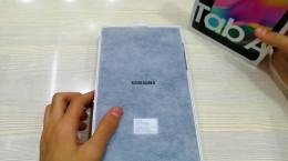 جعبه گشایی تبلت سامسونگ Galaxy Tab A