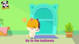 ترانه کودکانه بیبی باس رانندگی بچه گربه