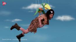 کارتون باب اسفنجی این قسمت دوستان وحشی