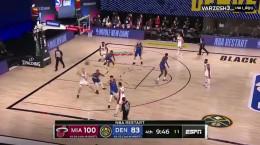 برترین حرکات جیمی باتلر بعد از بازگشایی مسابقات NBA