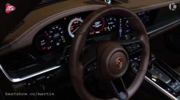 ویدیو معرفی پورشه 911 توربو 2021