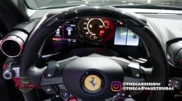 ویدیو مختصر مقایسه فراری F۱۲ و فراری ۸۱۲ super fast