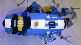 وصیت مارادونا: مرا مومیایی کنید