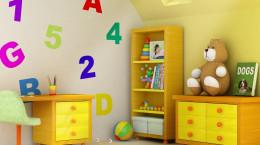 دکوراسیون اتاق کودک - گروه چهارم