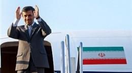 احمدینژاد وارد سمنان شد
