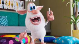 انیمیشن خنده دار بوبا Booba: این قسمت بوبا و جادوی گچ