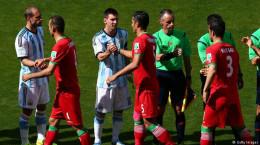 ایران مقابل آرژانتین؛شکستی که بوی پیروزی می داد!