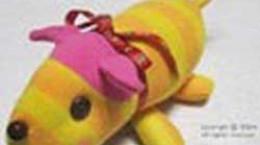 آموزش تصویری ساخت عروسک با جوراب