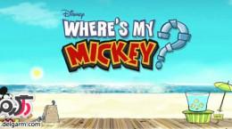 دانلود بازی Where's My Mickey? v1.1.1 برای اندروید