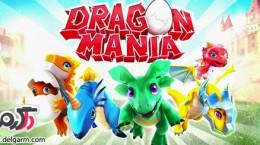 دانلود بازی پرورش اژدها Dragon Mania v3.0 برای اندروید