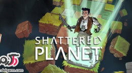 دانلود بازی چالش بر انگیز Shattered Planet (RPG)  v1.44 + data برای اندروید