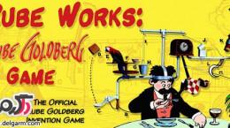 دانلود بازی فکری Rube Works: Rube Goldberg Game v1.2.9 + data برای اندروید