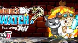 دانلود بازی Where's My Water v1.0 برای اندروید