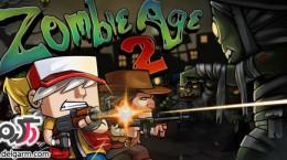 دانلود بازی عصر زامبی ها Zombie Age 2 v1.0.8 برای اندروید