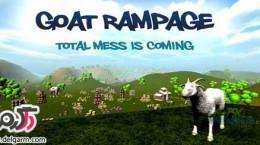دانلود بازی بز Goat Rampage v1.3 برای اندروید