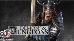 دانلود بازی اکشن Demons & Dungeons v1.5.2 Mod برای اندروید
