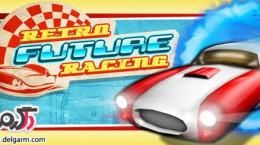 دانلود بازی ماشین شگفت انگیز Retro Future Racing v1.0 برای اندروید