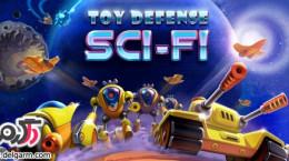 دانلود بازی Toy Defense 4: Sci-Fi v1.0 + data برای اندروید